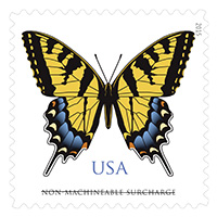 Forever Stamps: Non-Machine Surcharge